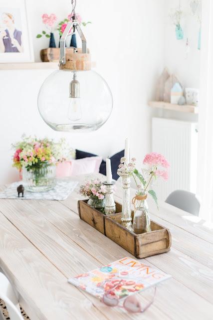 Von Blumensträußen und Regaldeko,my Shelfiie, Friday Flowerday, Interior, Pomponetti
