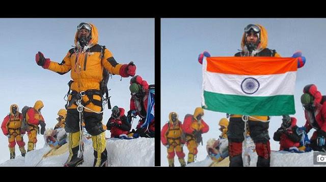 Bisa Anda Menebak Yang Mana? Satu Dari Dua Pendaki Ini Berbohong Taklukkan Puncak Gunung Tertinggi Dunia