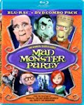 RANKIN/BASS' MAD MONSTER PARTY on BLU RAY now!