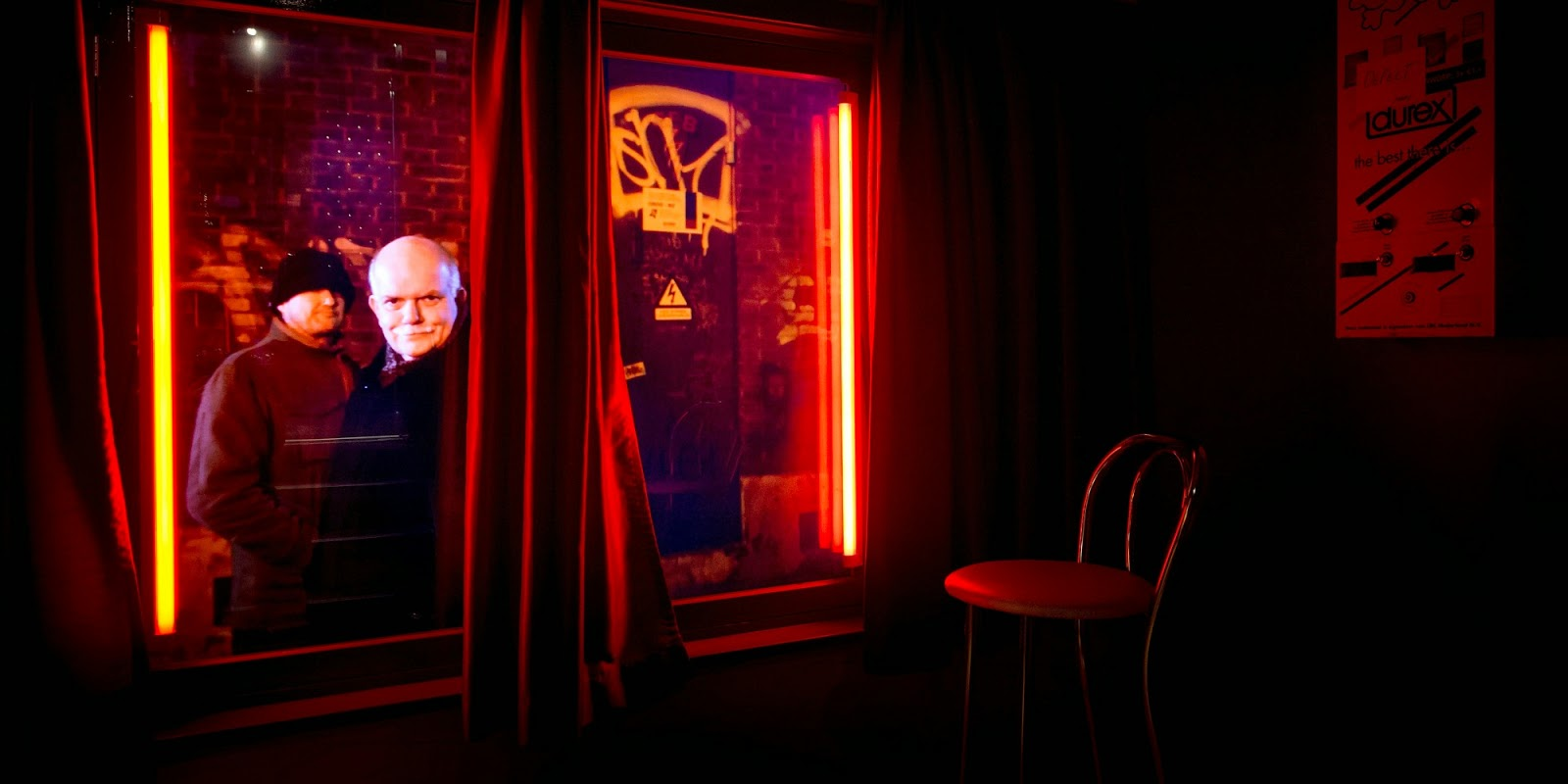 Prostituée quartier rouge amsterdam