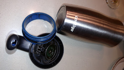 Contigo Travel Mug Leaking