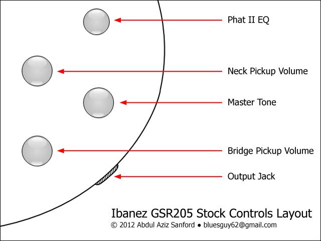 Ibanez Gsr205 Bass 3 Wiring Schemes