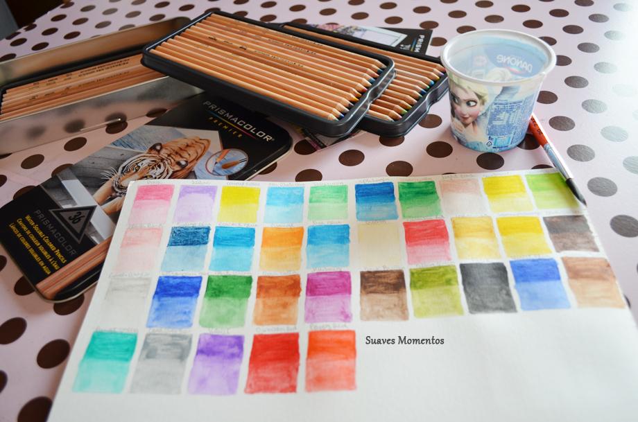 Lapis de cor Aquarelável Prismacolor