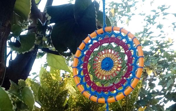 Mandala Significado - Crochê Natureza Reconexão