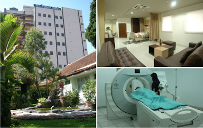 Daftar Alamat & No Telepon Rumah Sakit Di Bandung ~ Yang ...