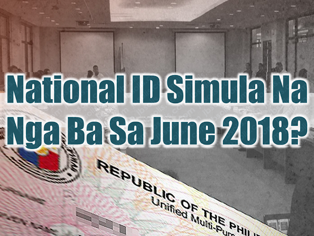 "Filipinos may soon do away with having to present different kinds of identification cards when transacting with the government or the private sector as Congress prepares to enact the Philippine ID system bill by May 28.  After it is signed by President Rodrigo Duterte, officials implementing the law will initially roll out the cards to one million Filipinos before 2018 ends, beginning with persons with disability, senior citizens, and the poor.  Congress is eyeing the implementation of the system by the end of June. The bicameral conference committee composed of Senate and House members approved on Tuesday the bill establishing a national identification card system.  Advertisement        Sponsored Links       ""Ngayon kasi sandamakmak ang ID na ginagamit natin ng bawat ahensya ng gobyerno, ngayon isa na lang. Isang ID ang magagamit mo sa transaksyon sa gobyerno maging sa private kasi sa bangko, usually hihingin satin 2 valid IDs, ngayon isang ID na lang,"" House Population Committee Chairperson Sol Aragones said on Thursday.  The Philippine Identification System or (PhilSys) ID will have 13 sets of information. It will bear the PhilSys number (PSN), full name, sex, blood type, date of birth, place of birth, marital status, and the photo of the ID owner. More information will be stored in the PhilSys registry, such as mobile number, email address, and biometric data, including the full set fingerprintsnts and iris scan.  Filipino citizens or resident aliens should register personally in accredited registration centers nationwide, such as the regional and provincial offices of the Philippine Statistics Authority (PSA), local civil registration offices, GSIS, SSS, PhilHealth, Pag-IBIG, PhilPost, Commission on Elections, and other GOCCs assigned by the PSA.  However, some lawmakers expressed concern over data security.  ""Malaking usapin sa atin ang Philippine Statistics Authority. Ang kanilang systems diyan ay being operated by a foreign corporation, Unisys na hindi malayo na itong ating mga information, basic information, ating biometrics, ay mahack and pwede magamit sa ibang kaparaanan, criminal, commercial, or otherwise,"" Rep. Carlos Zarate of Bayan Muna party-list said.  They also fear that private information may be used to quell dissent.  ""Dahil 'yan ay maaaring gamitin sa paniniktik, sa mas pinaigting na surveillance at repression noong mga nais pang magsalita at tumutol sa iba pang patakaran ng gobyerno,"" Kabataan party-list Rep. Sarah Elago said.  The bill's authors, however, said safeguards are in place to protect data privacy.  ""Itong ID na ito ay talagang pinag-isipan at hindi pwede buksan kung walang court order at kung walang consent ng individual at maari lang buksan kung may compelling interest ng safety o public health,"" Aragones said.  The program will have an initial budget of P2-billion this year, with Metro Manila, CALABARZON, and the Cordillera Autonomous Region as pilot areas.    Filipino citizens and resident aliens won't have to pay for the government-issued card.  READ MORE: Do You Want College Scholarship? Check This Out Now!   No HSWs Has Been Sent To Kuwait Yet After Lifting Of Ban    In Demand College Courses Which Only A Few Take Up    OFWs Must Save, Get Insurance And Have An Investment    OFW Help Desks From TESDA Now Available at International Airports    Signs That You And Your Partner Have An Unhealthy Communication    It's More Deadly In The Philippines? Tourism Ad In New York, Vandalized    Earn While Helping Your Friends Get Their Loan    List of Philippine Embassies And Consulates Around The World    Deployment Ban In Kuwait To Be Lifted Only If OFWs Are 100% Protected —Cayetano    Why OFWs From Kuwait Afraid Of Coming Home?   How to Avail Auto, Salary And Home Loan From Union Bank"