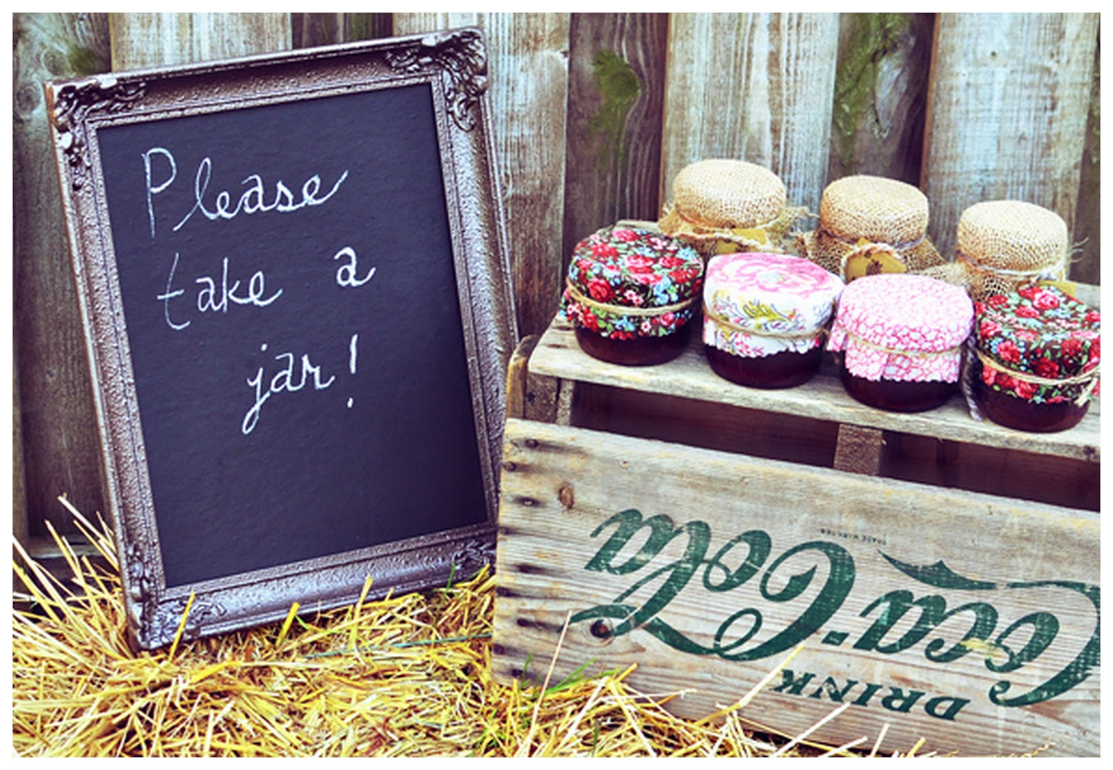 Blackboard {Chalkboard} Signs For Your Wedding