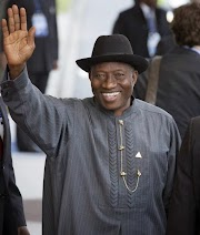 US Website Names Pres. Jonathan 6th Richest African President