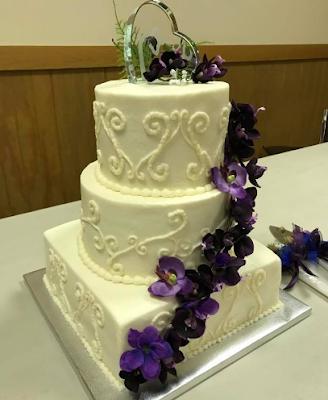 10 Gambar Model Wedding Cake Terbaru 2017 Paling Keren, Unik Dan Lucu