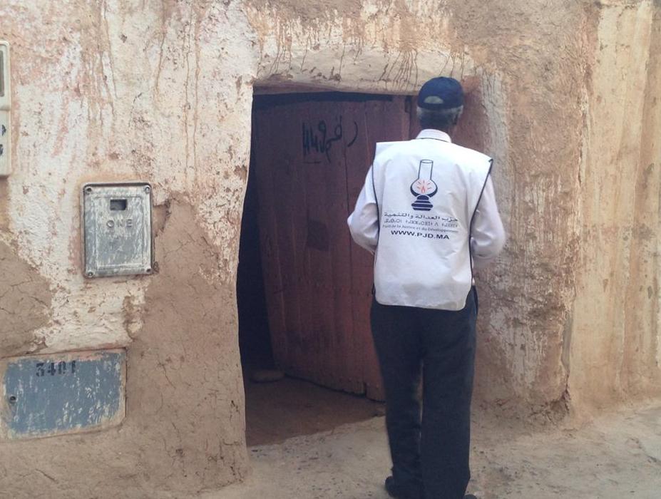 مستشار من البيجيدي ببلدية تارودانت يصف المآثر التاريخية بالرحبة القديمة .. بالخربة..الخربة