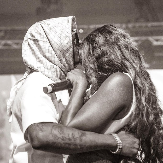 Full Video Leak: See Wizkid And Tiwasage Having Sex After Their Stage Performance At Her Concert In Lagos.