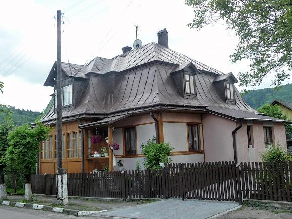 Сколе. Львівська область