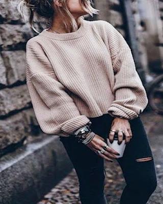 Moda de OTOÑO casual tumblr que no conoces
