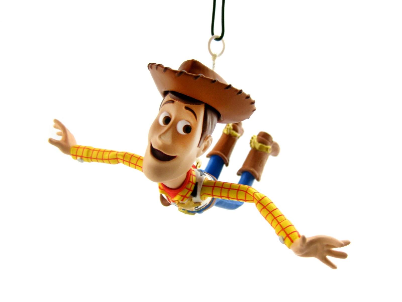 Dan the Pixar Fan: Toy Story: Woody Hallmark Keepsake Ornament