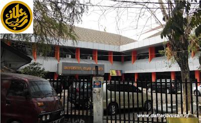 Daftar Program Studi UID Universitas Islam Jakarta Terbaru