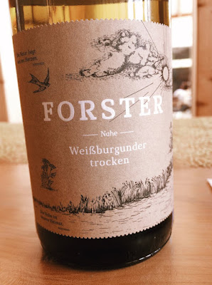 Weißburgunder trocken 2016 Weingut Forster