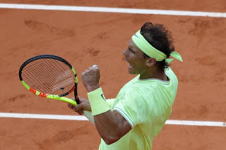 Rafael Nadal Wins His 12th French Open Title and beats Dominic Thiem