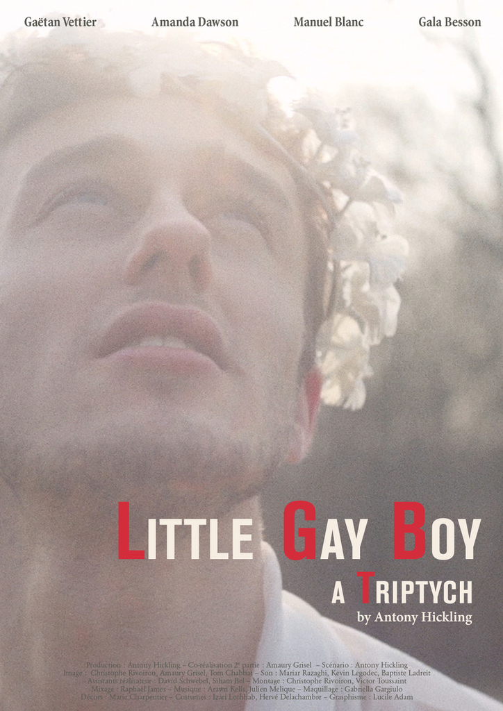 Little Gay Boy – a Triptych