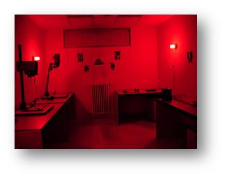 LO QUE ESCONDE EL CUARTO OSCURO: Cuarto oscuro radiológico