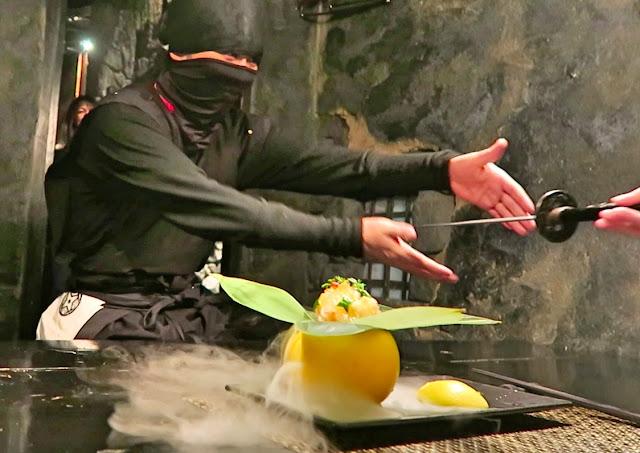 Ninja show Tokyo