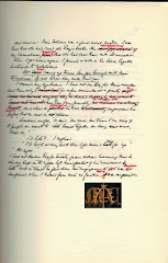 Cakes and Ale Manuscript Facsimile - W. Somerset Maugham