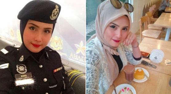 Lebih 1.6 juta Tontonan Di Youtube, Siapa Polis Cantik Yang Viral Ini? (Video)