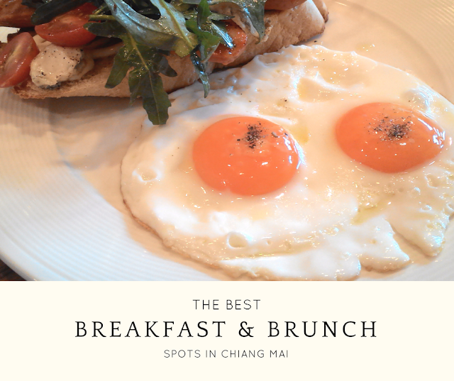 best breakfast brunch in chiang mai