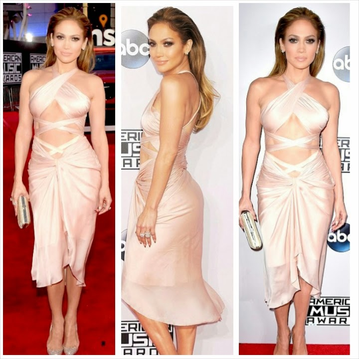 Best dressed at AMA Awards 2014