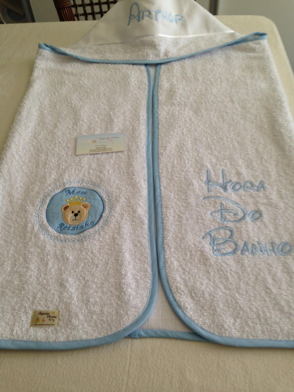 Rapariga Arteira Baby  Toalha de banho com capuz para bebe 326074cd7fb