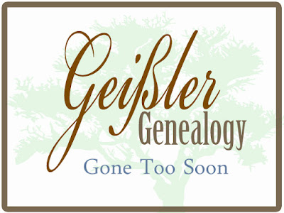 Joseph Geißler Genealogy