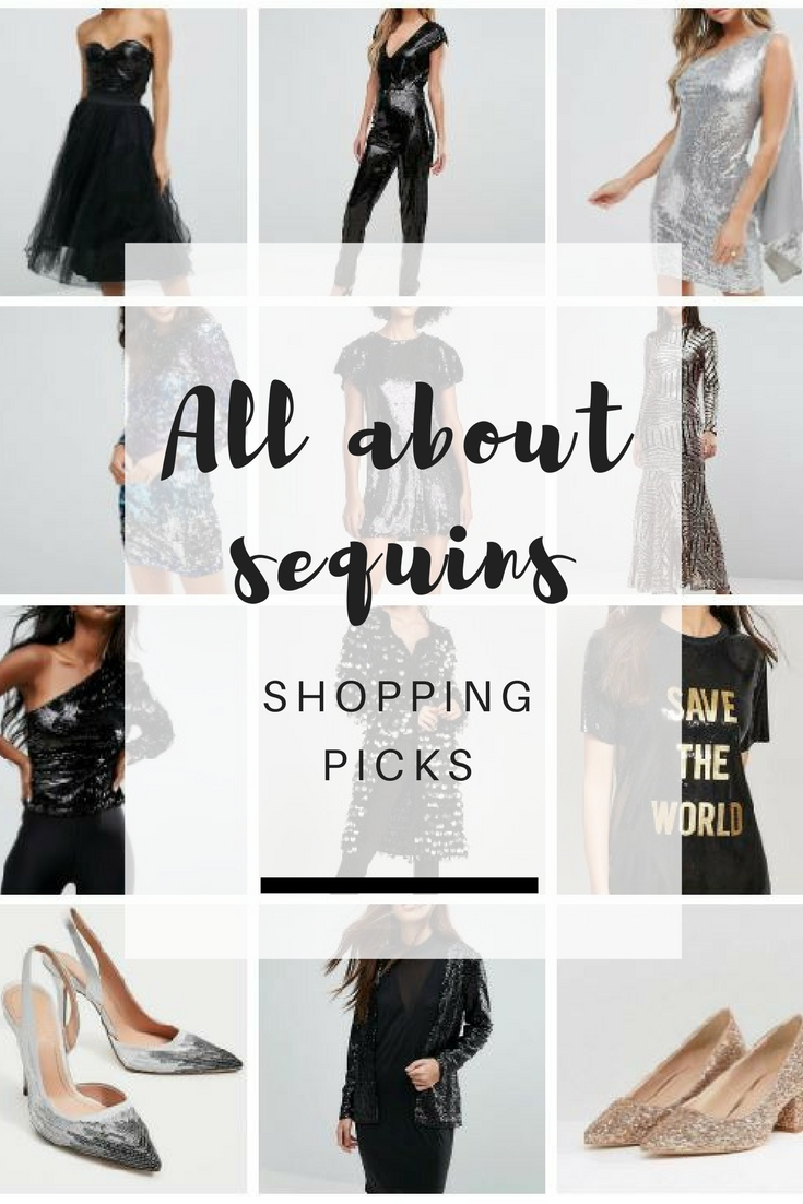 Shopping sparkly pieces for ringing in the New Year | Ioanna's Notebook
