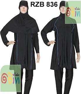 baju renang muslim RZB 836