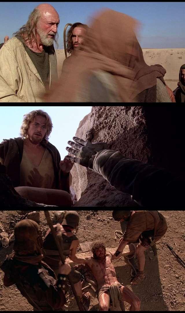 La Ultima Tentación de Cristo (1988) HD 1080p Latino
