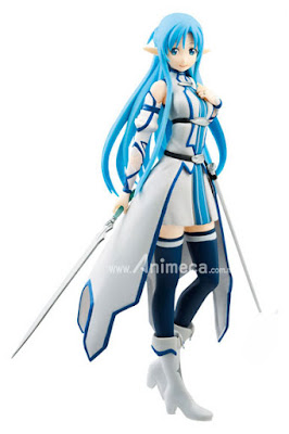 Undine Asuna SQ Figure Sword Art Online Ordinal Scale