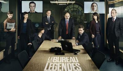 Regarder le Bureau des légendes saison 3 sur Canal+ depuis l'étranger