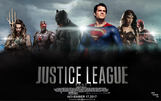 The Justice League Part One