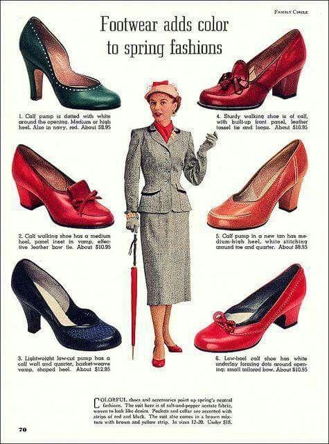 Vintage Girl Moda Retro Dla Poczatkujacych Podstawowa Garderoba W Stylu Lat 50