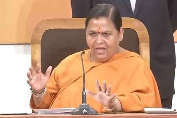 उमा भारती बोलीं, पहली ही कैबिनेट मीटिंग में उत्तर प्रदेश की BJP सरकार पूरे करेगी दो बड़े वादे