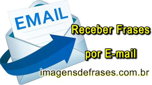 Receber Imagens e Frases por Email
