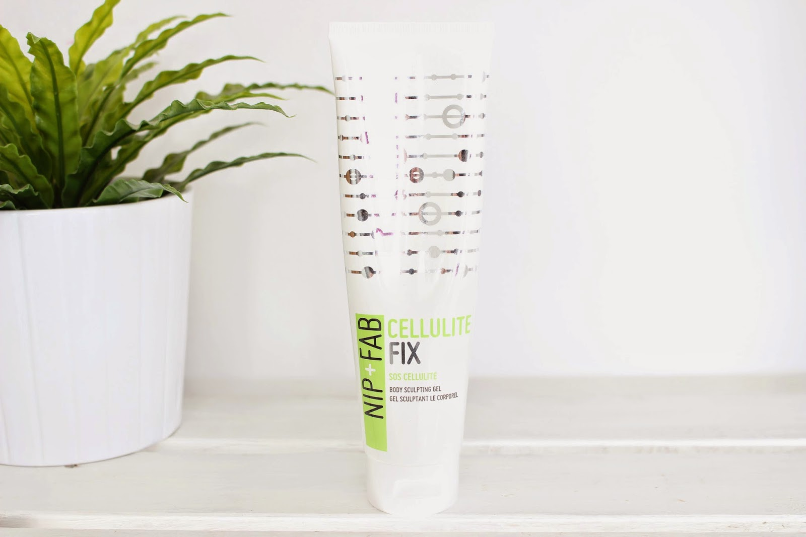 Nip+Fab Cellulite Fix Body Sculpting Gel