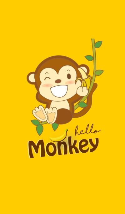 Hello Monkey!