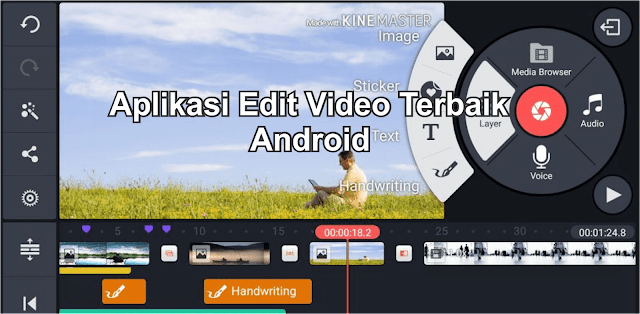 #5 Aplikasi Edit Video Terbaik di HP Android