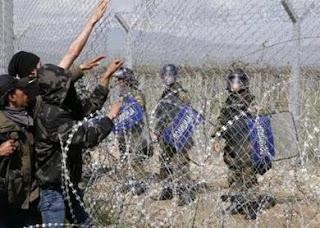 Europe not to build walls against refugees