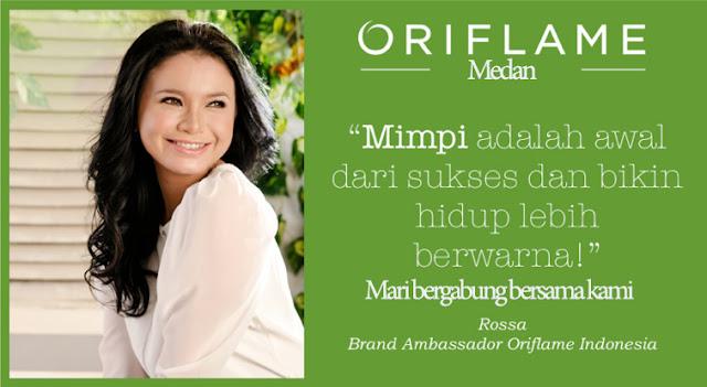 Lowongan Kerja Oriflame Medan 2017
