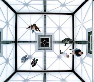 cube 2-hypercube
