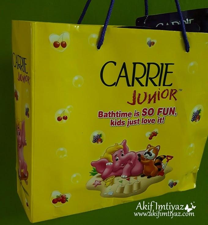 Carrie Junior  Pek Isian Semula Mudah Guna