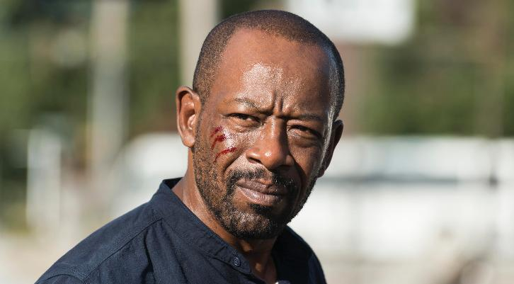 Fear The Walking Dead - Season 4 - Lennie James Joins Cast, Exits TWD + First Day on Set Video
