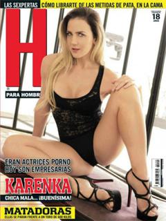 Revista H para Hombres Mexico-Junio 2015 PDF Digital
