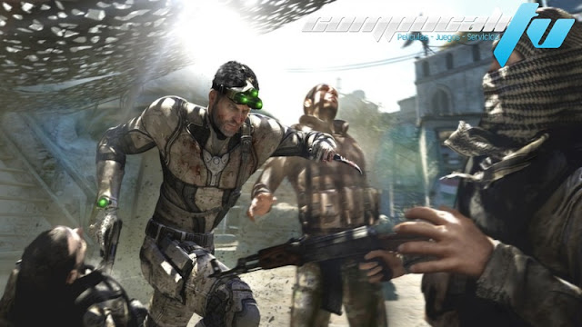 Tom Clancys Splinter Cell Blacklist PC Full Español