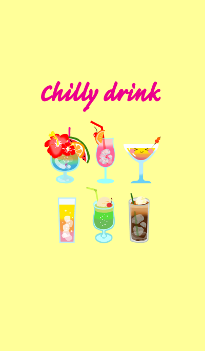 Chilly drink